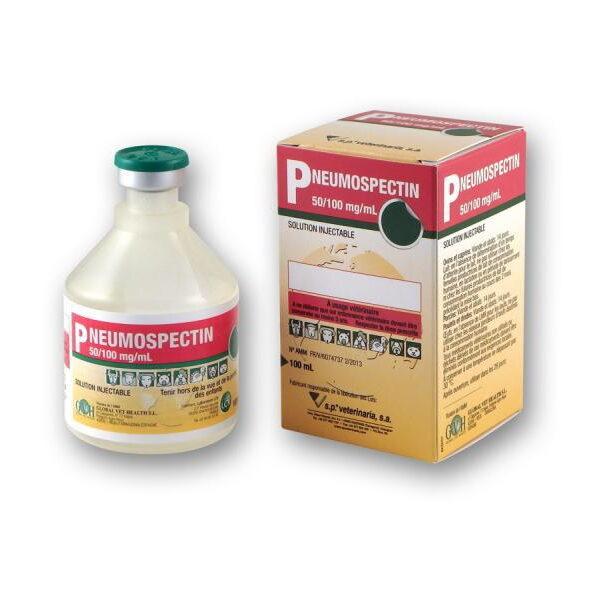 Pneumospectin 50 mg/ml +100 mg/ml