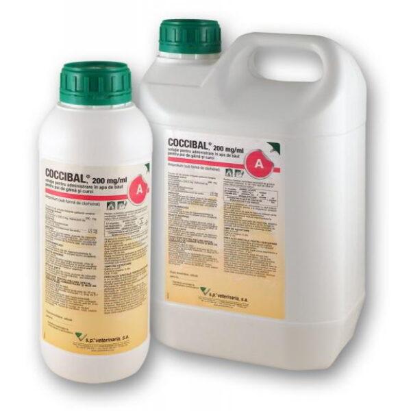 Coccibal 200 mg/ml