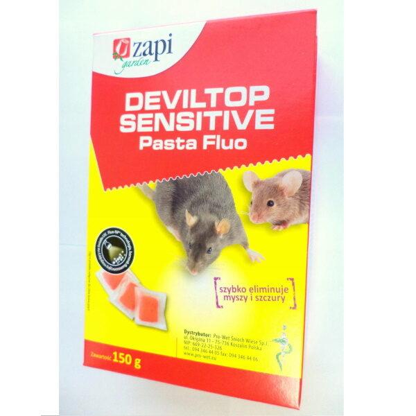 Deviltop Sensitive Pasta Fluo