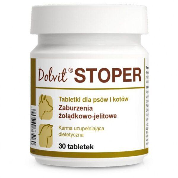 DOLFOS DOLVIT STOPER 30 TABLETEK